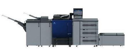 Konica Minolta C3080 bei digitaldruck bremen GmbH